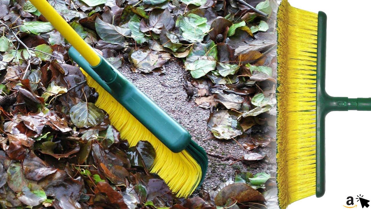 Gardi Rex 45 cm Krallenbesen, Grün Gelb