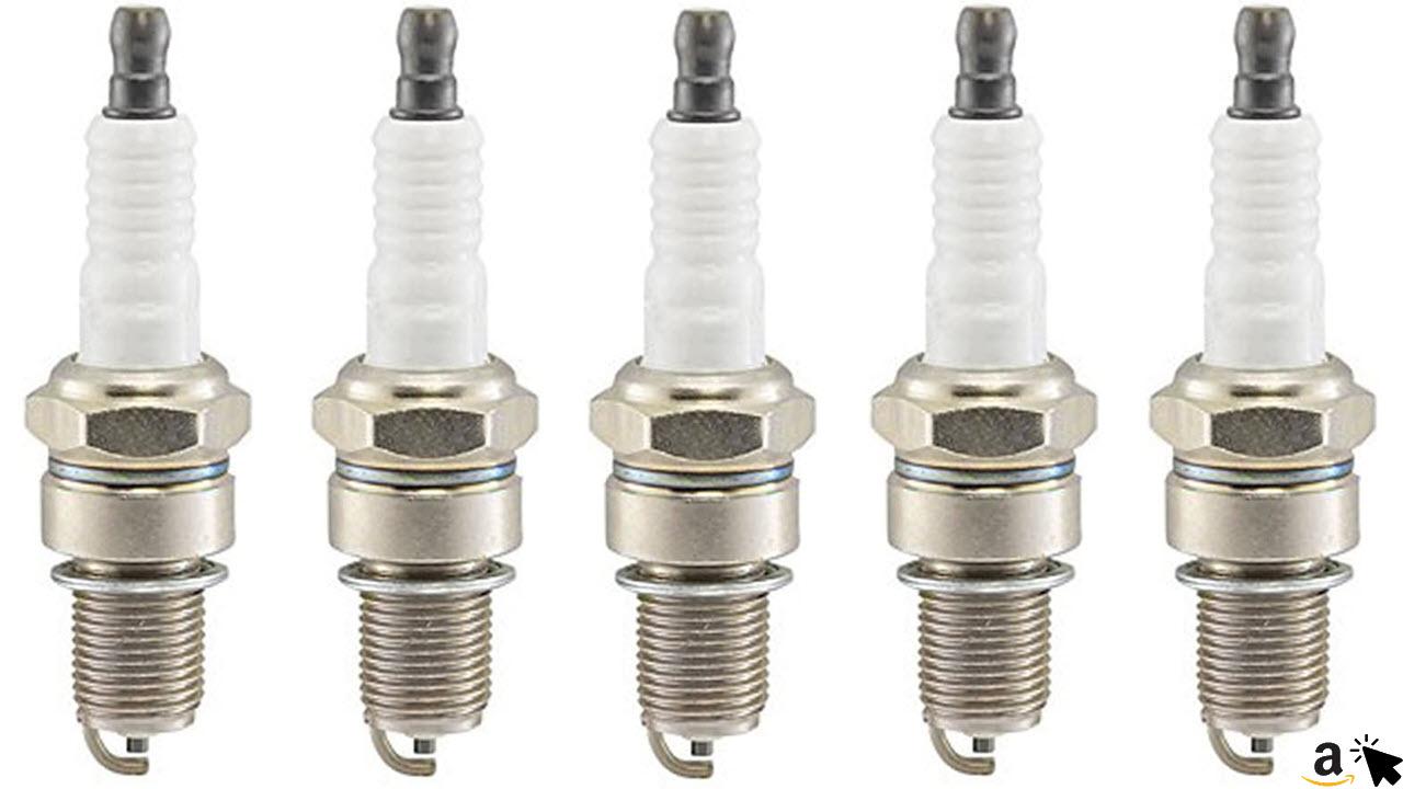 OxoxO Ersatzzündkerze für Mäher, Schneefräse, Verteiler Torch F6RTC CUB CADET OCC-751-10292 MTD 951-10292