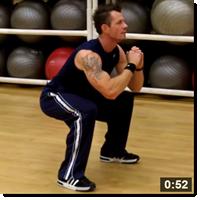 Kniebeugen Video anschauen